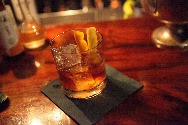 Los mejores cócteles, el Old Fashioned