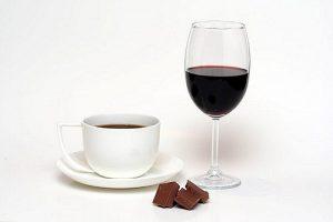 Vino y chocolate requieren de un maridaje específico